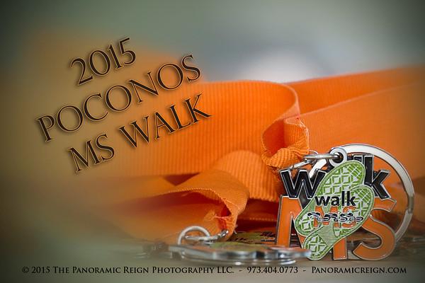 Poconos 2015 MS Walk