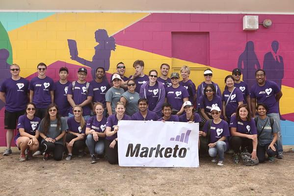 2015 Marketo Service Project