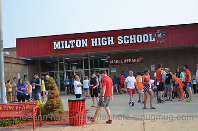 2015 Milton 4th Events