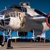 B-25 At Night