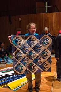 The quilt that inspired the paper jigsaw