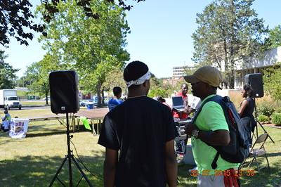 2015 PSD Community Partnership Back 2 School Rally Pt.2 (August 1, 2015)
