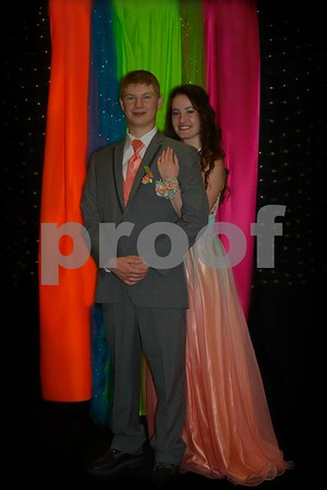 2015 PVHS NEON PROM