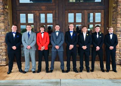 2015 Platte County High School Prom