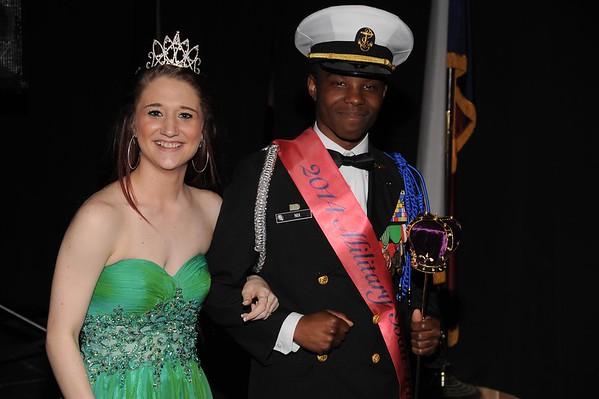2015 ROTC Naval Ball
