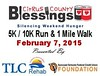 "2015.02.07 Blessings 5K 10K : Coming Soon!!!  Join us on Facebook and Twitter, look for ""eventmugshots"" and you will get notices of photos and coupons for events: http://www.facebook.com/EventMugShots  TLC Rehab Blessings 5K/10K Run & 1 Mile Feb 7, 2015 A race for every level. Citrus Counties only 10K course with a 5K Run and 1 Mile Walk. Awesome Tech Shirts, Tons of Food, Great Music, and help support one of the most worthwhile endeavors in Citrus County.  ****If you need help with searching or ordering please ""contact us"" or ask through message on our Facebook, thank you.*** NOTICE: Please make sure you or your subject is the focused subject, if you have a question please ""Contact Us"" before ordering. The proofs you see online are lower quality and resolution than the actual images from which enlargements are printed. The sample images have not been color corrected, however, final prints will be color corrected by hand appropriately. All images are printed professionally on the highest-quality photo paper. Downloads are not color corrected."