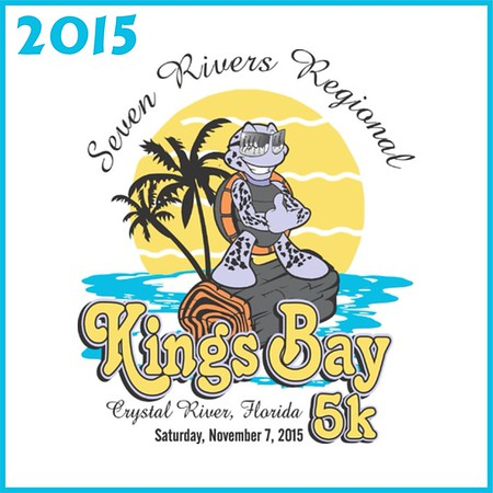 1 1 1 1 Kings Bay 5K
