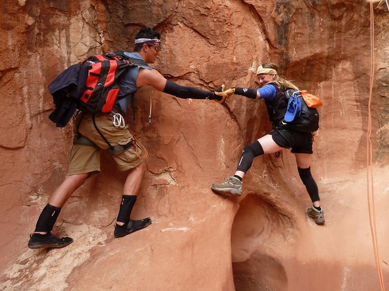 2015 Spring Canyoneering