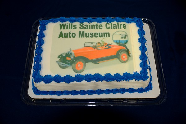 2015 Wills Ste. Claire Dinner at the Wills Ste. Claire Museum, Marysville, MI