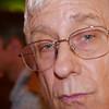 John C. McLemore at Brown's Diner