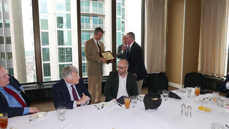 NBA Historical Committee Awards Luncheon