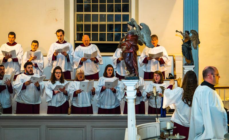 Old North Church Chamber Choir