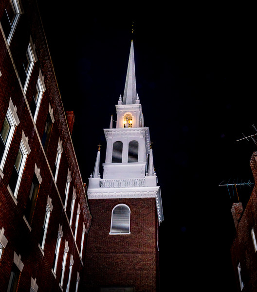 2015-04 | Lantern Ceremony at Old North Church