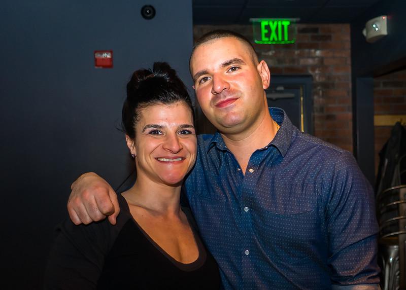 Lisa Passacantilli and Matthew Imbergamo