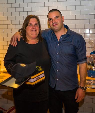 Bruins package raffle winner