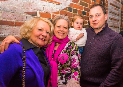 (L-R) Anna, Cathy, Lenore and Nate