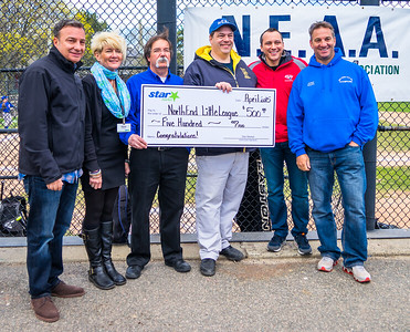 Star Market sponsors the North End Athletic Association