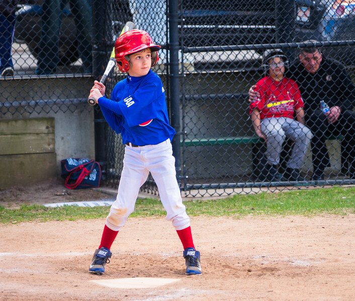 Batter up on Opening Day