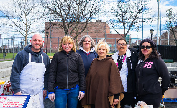 The workers behind NEAA Opening Day at Langone Park
