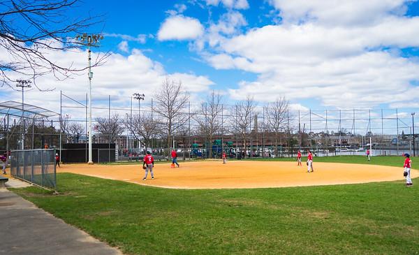NEAA Baseball at Puopolo Field