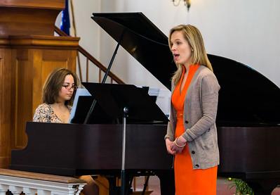 NEMPAC faculty perform at benefit concert