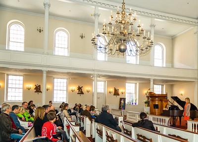 NEMPAC Scholarship Benefit Concert at St. Stephen's Church