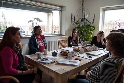 Web team retreat, April 2015