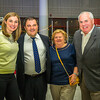Kelly and Philip Frattaroli with Elaine and Mark Fagan