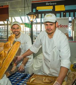 Antonio and Darhin from Bricco