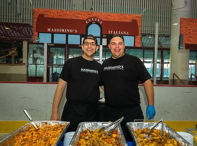Peter and Joe from Massimino's