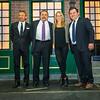 (L-R) NEW Health CEO Jim Luisi, TONE Founder Donato Frattaroli, NESN Dining Playbook Jenny Johnson and TONE Organizer Philip Frattaroli