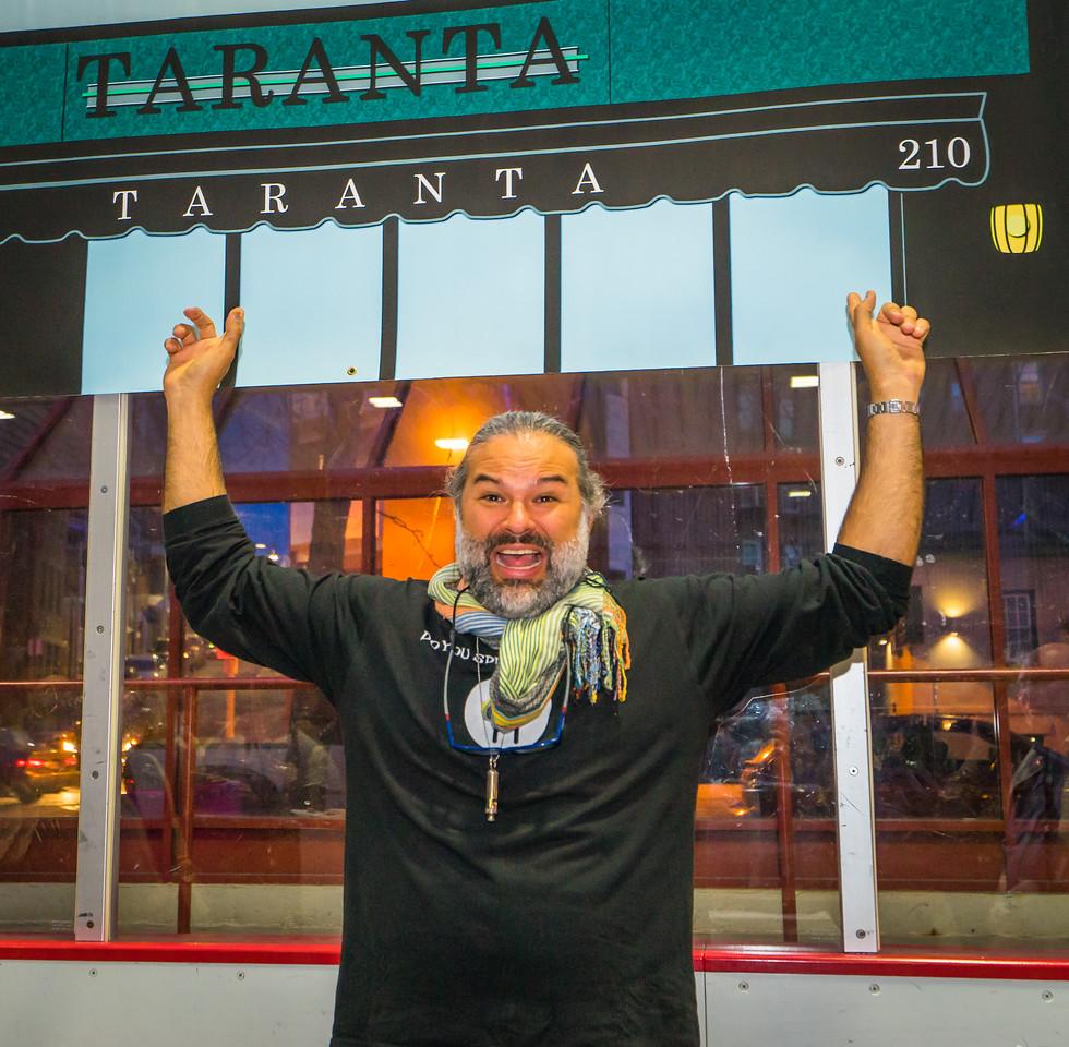 Jose Duarte of Taranta