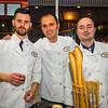 Andrea, Kladji and Ed from Salumeria Italiana
