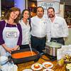 Toni, Janice, Chuck and Alan from Pasta Goodness