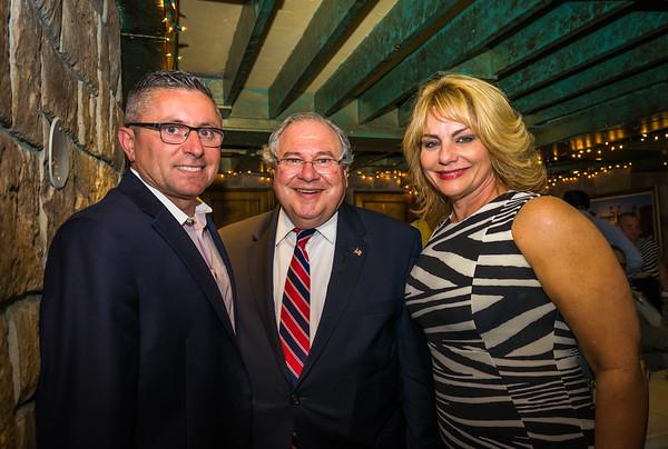2015-06   House Speaker Robert DeLeo Fundraiser at Massimino's