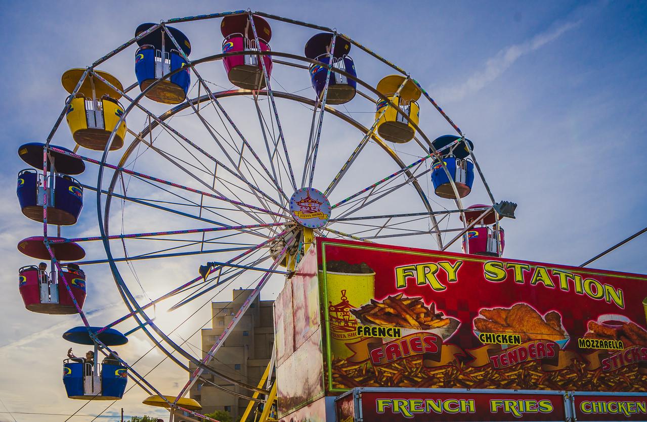 Fry Station Ferris Wheel