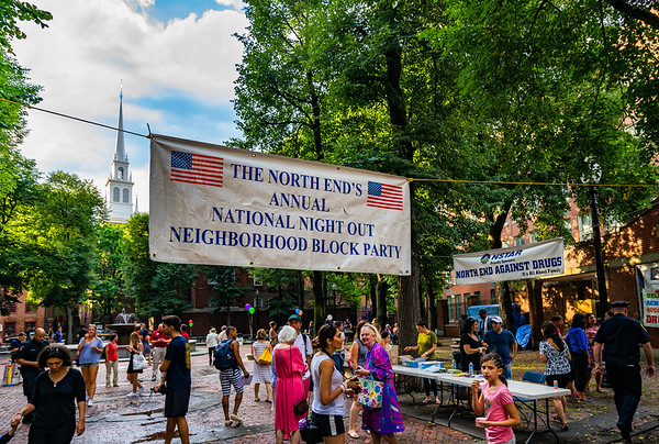 2015-08   North End National Night Out