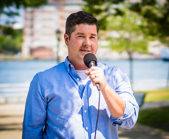 Boston Parks Commissioner Chris Cook