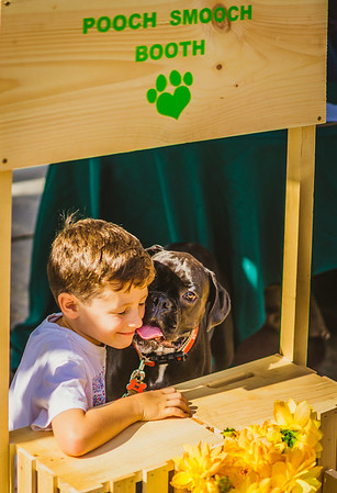 Pooch Smooch Booth