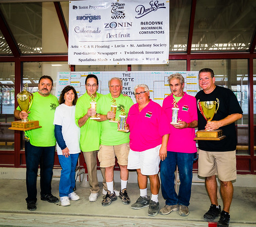 2015-09   Taste of the North End Bocce Tournament