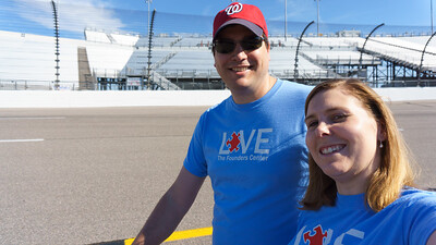 Richmond Walk Now For Autism Speaks at RIR