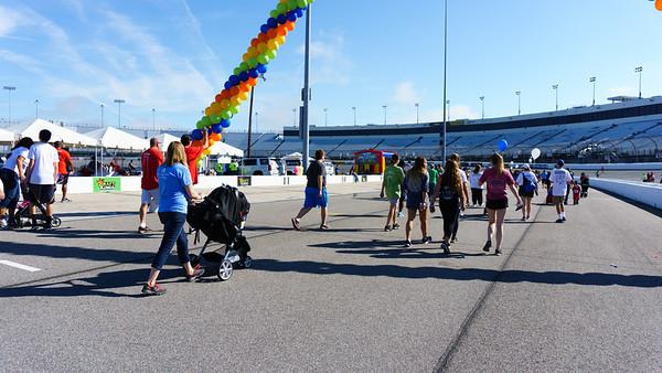 Richmond Walk Now For Autism Speaks at RIR