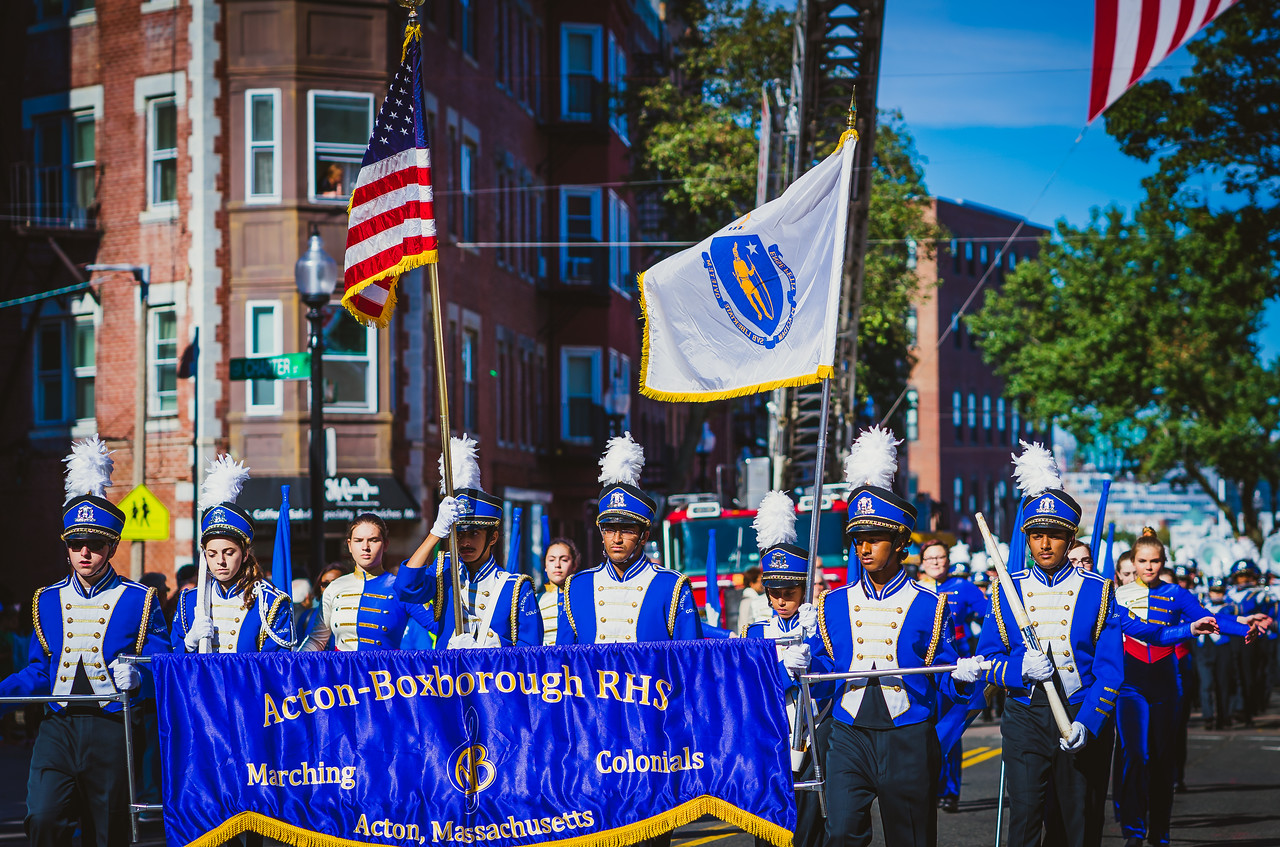 Acton-Boxborough RHS Marching Colonials