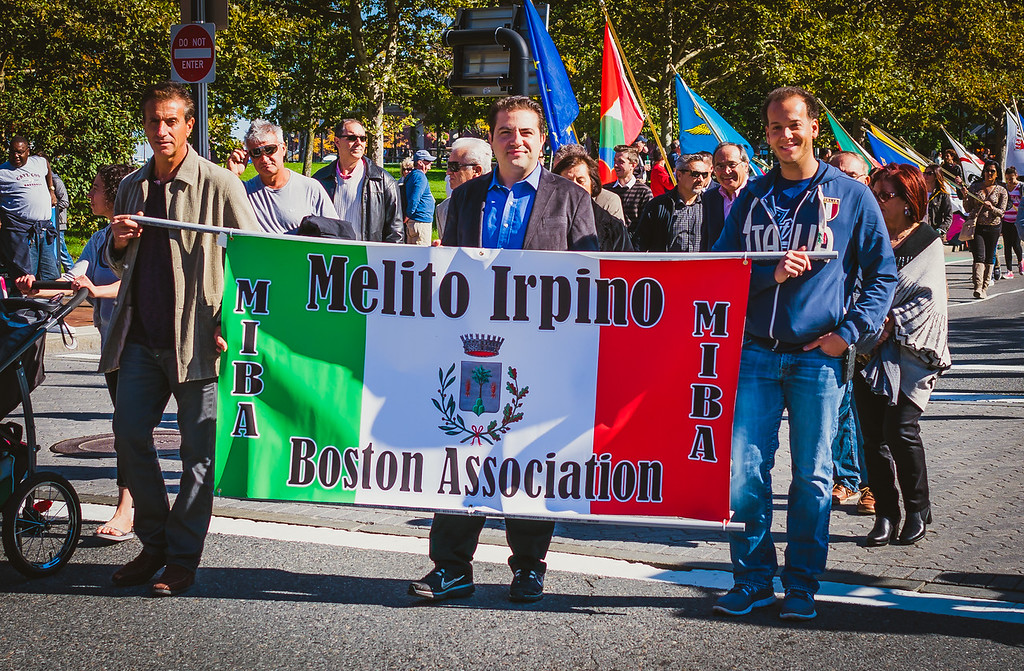 Melito Irpino Boston Association