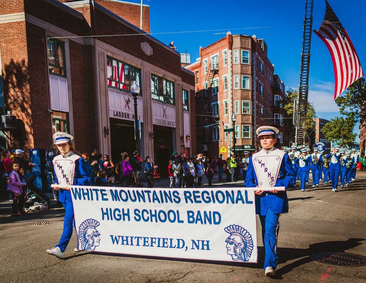 White Mountains Regional High School Band