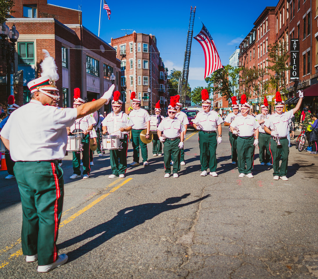 Sons of Italy Marching Band