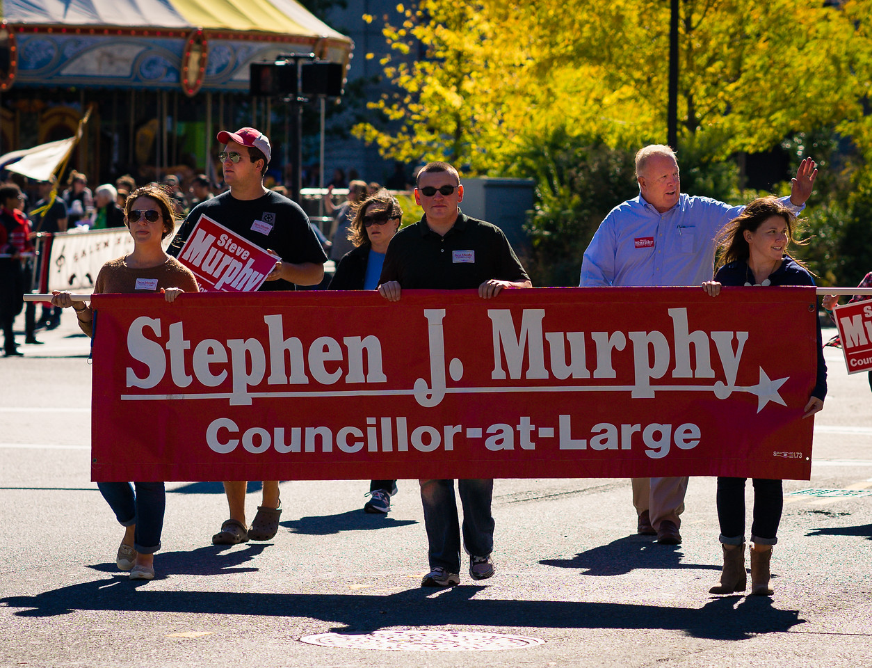 Stephen Murphy, City Councilor at Large
