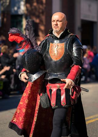 Midieval Warrior