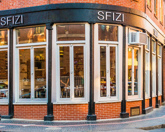Sfizi at 135 Richmond Street on the corner of North Street