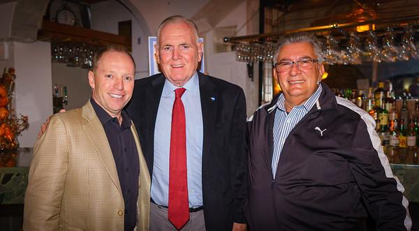 John McDonnell, Ray Flynn, Sal Bartolo